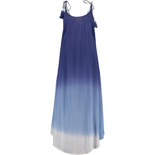 O'Neill Kleider kurz Strappy midi dip dye dress