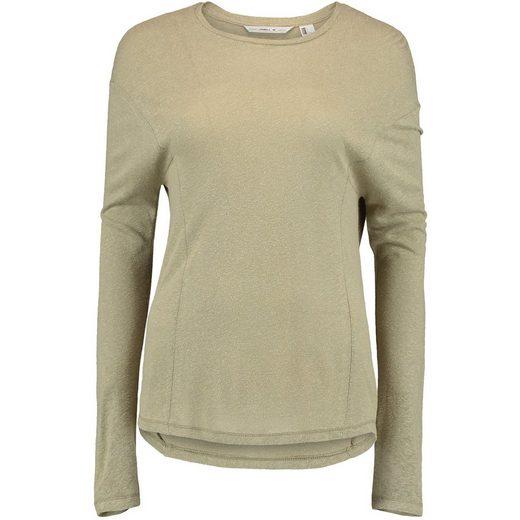 O'Neill T-Shirts langärmlig Linen scooped hem top