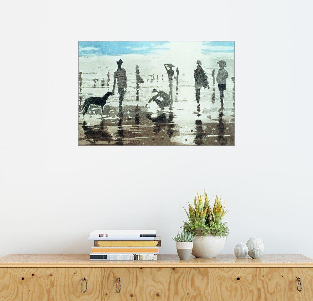 Posterlounge Wandbild - Lucy Willis »Kenneggy, Cornwall«