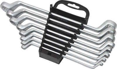 FAMEX Ringschlüssel »10154-8 Doppel Ringschlüssel Satz - Doppelring-Schlüssel« (Ringschlüssel Satz, 8 St), Top-Qualität