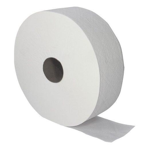WIPEX Toilettenpapier-Großrollen 2-lagig - 6 Rollen »5403«