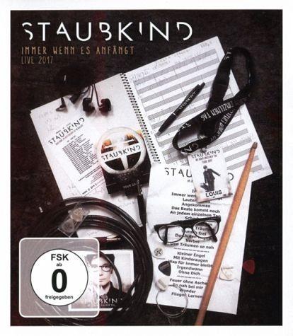 Blu-ray »Immer Wenn Es Anfängt (Blu-Ray)«