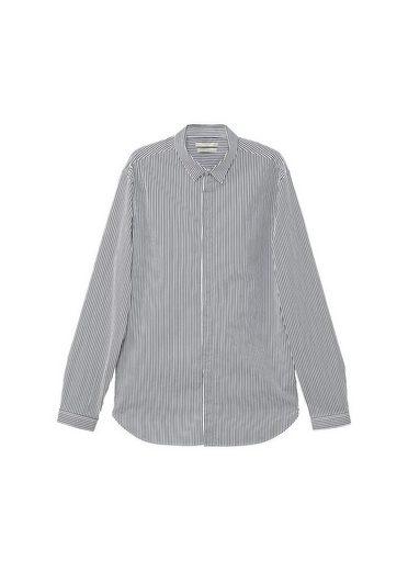 MANGO MAN Slim Fit Hemd mit Bengal-Streifen
