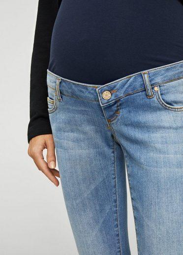 MANGO Jeans mit mittlerer Bundhöhe