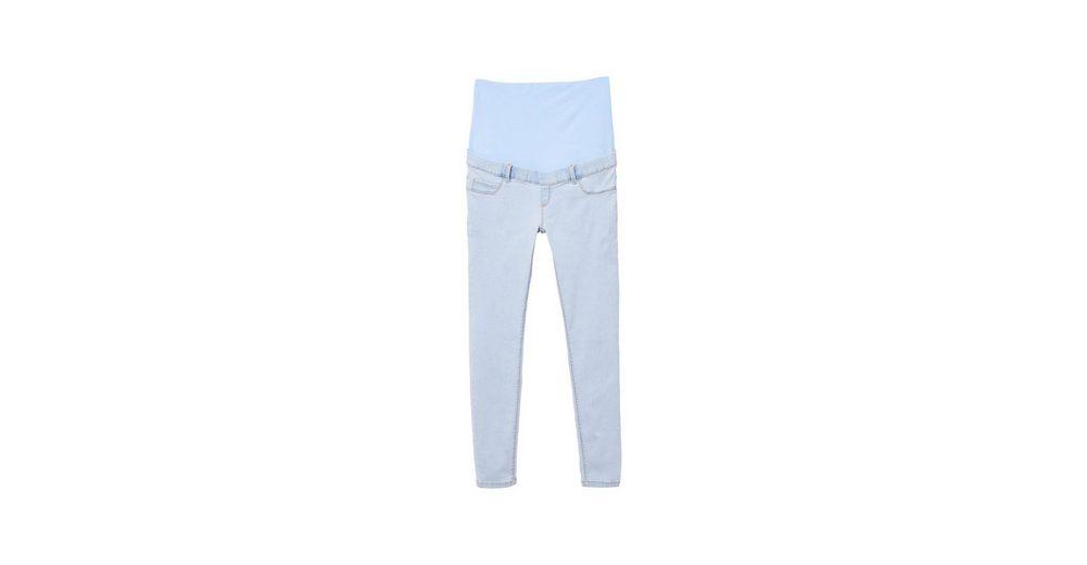 MANGO Jeans mit hoher Bundhöhe Versorgung Günstiger Preis Freies Verschiffen Amazon bNJMXLpr
