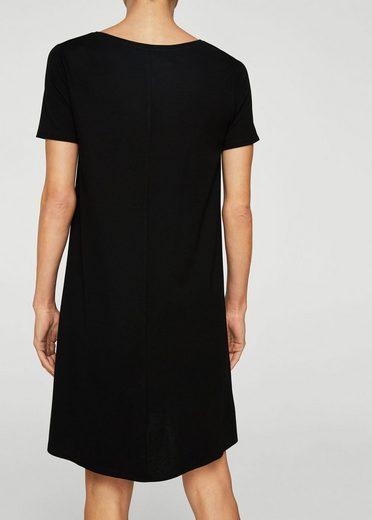 MANGO Kleid mit Aufschrift