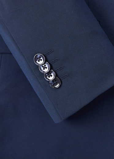 MANGO MAN Strukturierte Slim Fit Anzugjacke