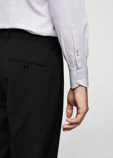 MANGO MAN Slim Fit Anzughose