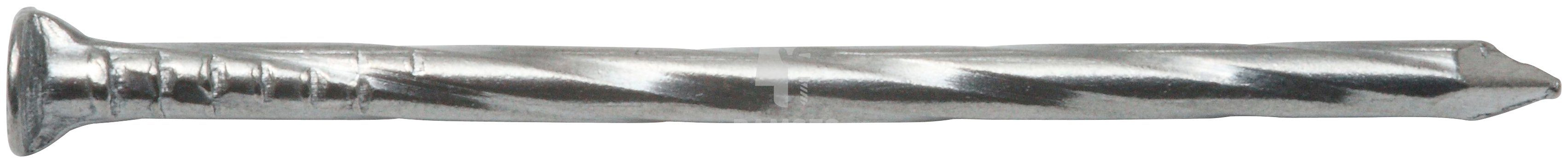 RAMSES Nagel , Senkkopf geriffelt 2,05 x 40 mm Stahl blank