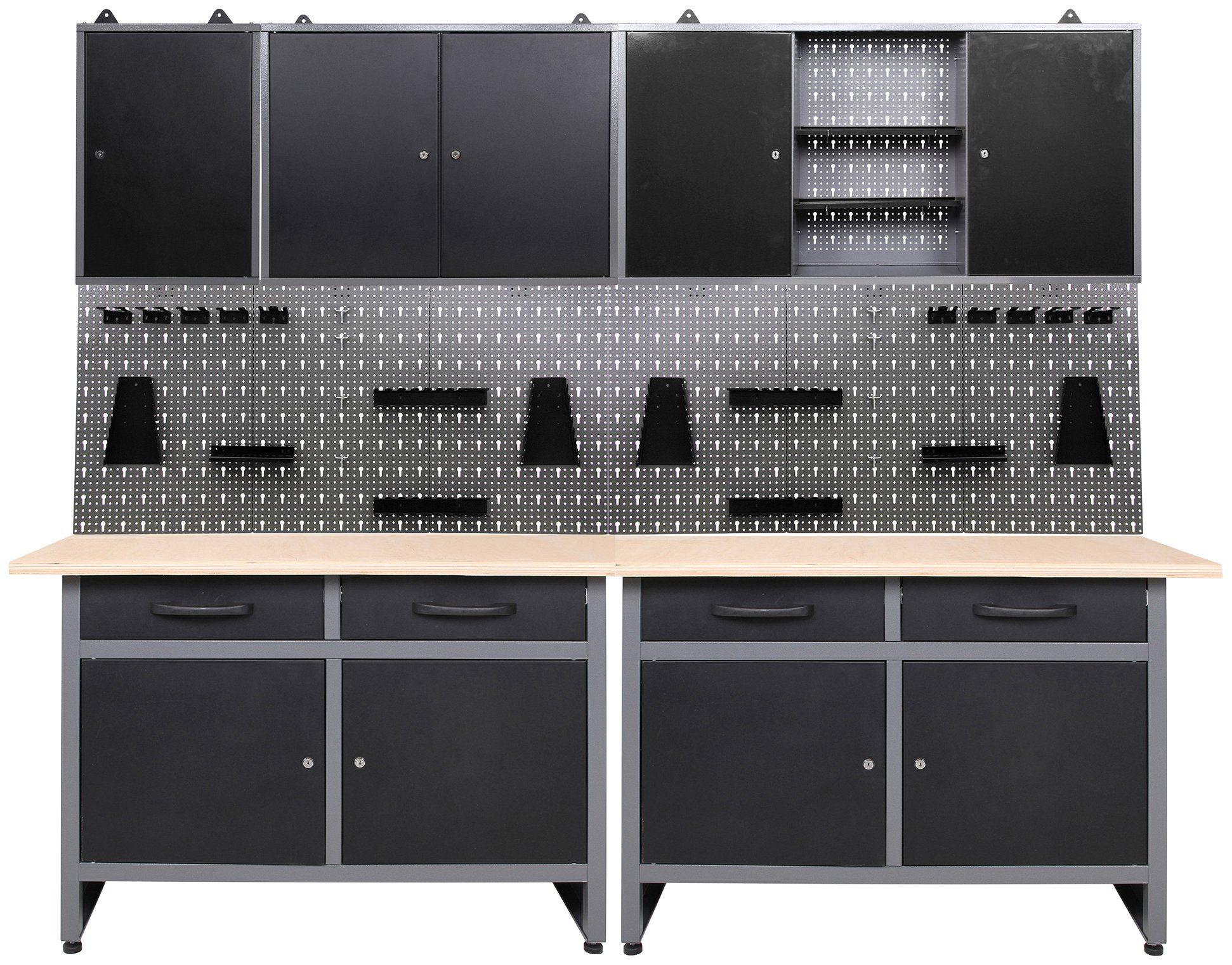 ONDIS24 Werkstatt-Set , 240 cm