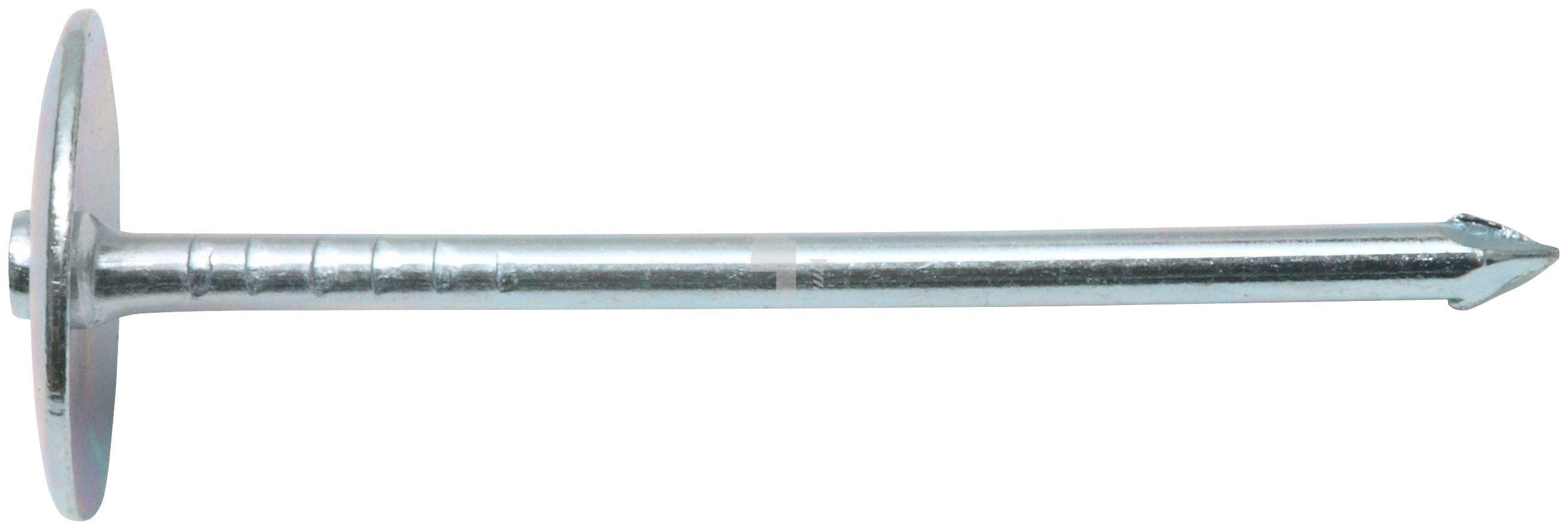 RAMSES Nagel , Leichtbauplattenstifte DIN 1144 3,1 x 50 mm Stahl