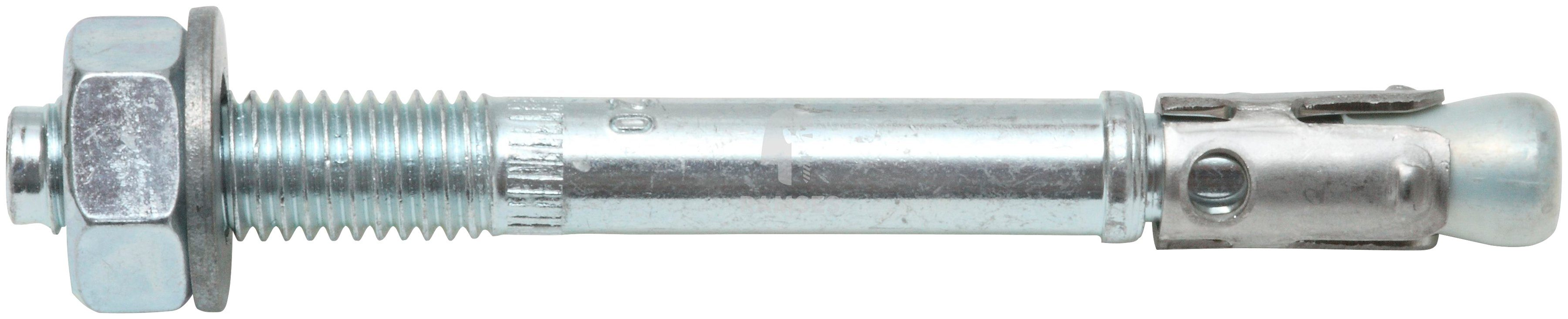 RAMSES Dübel , Bolzenanker BZ plus M10 x 100 mm, 10 Stück