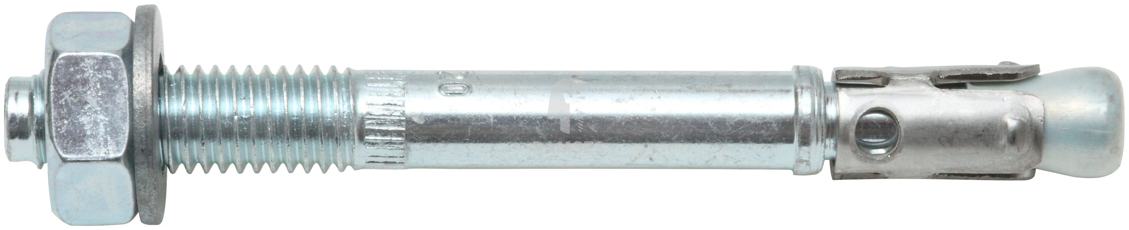 RAMSES Dübel , Bolzenanker BZ plus M12 x 125 mm, 10 Stück