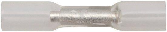 RAMSES Stoßverbinder , tansparent 0,1 - 0,5 mm² Polyolefin 50 Stück