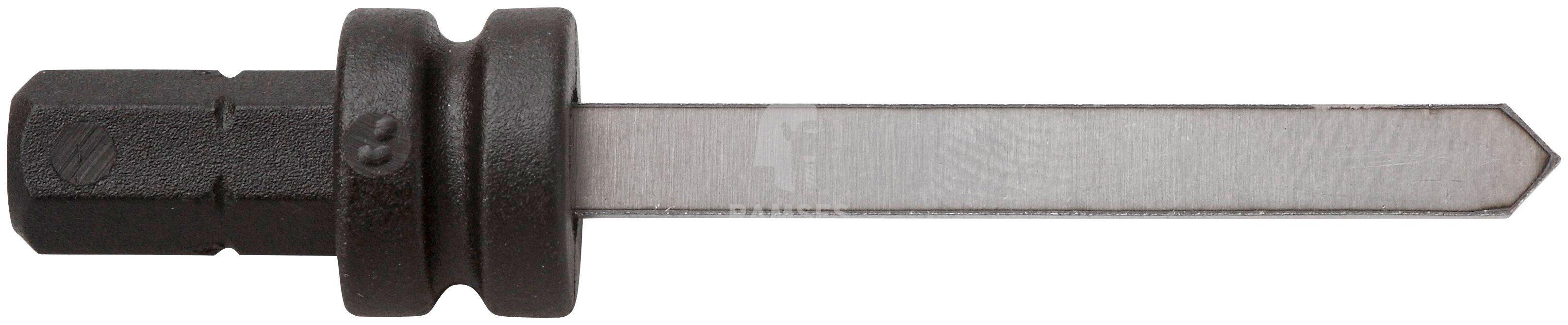RAMSES Werkzeugsatz , Setzwerkzeug für Gipskartondübel 10 Stück