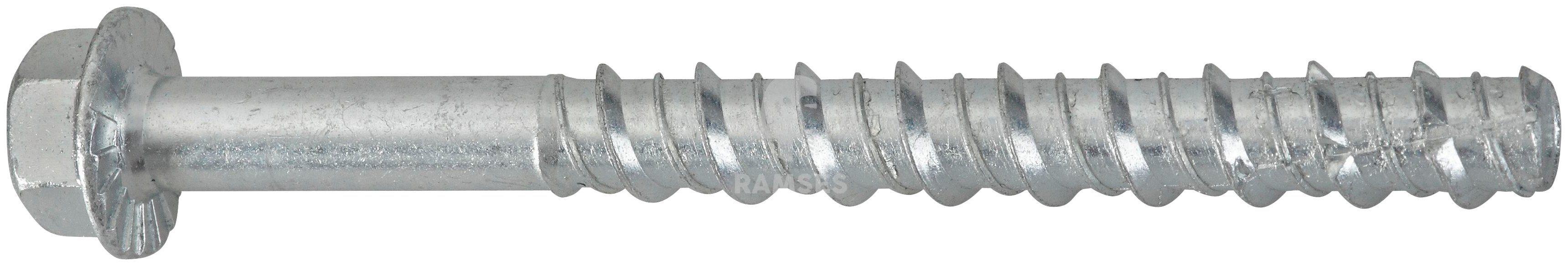 RAMSES Schrauben , Betonschraube 10 x 120 mm25 Stk.