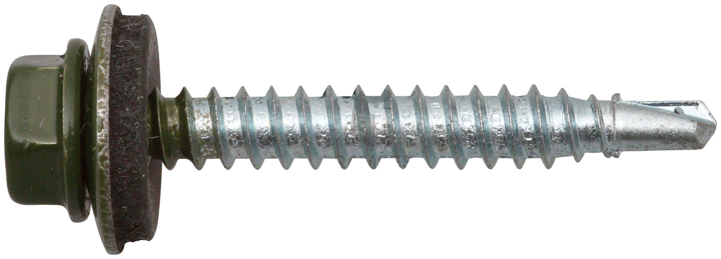 RAMSES Schrauben , Bohrschraube 4,8 x 35 mm 100 Stk.