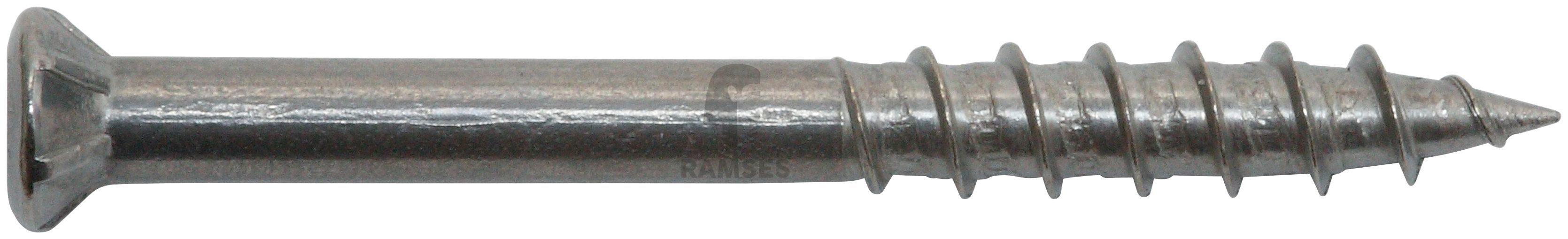RAMSES Schrauben , Terrassenschraube 5 x 40 mm 500 Stk.