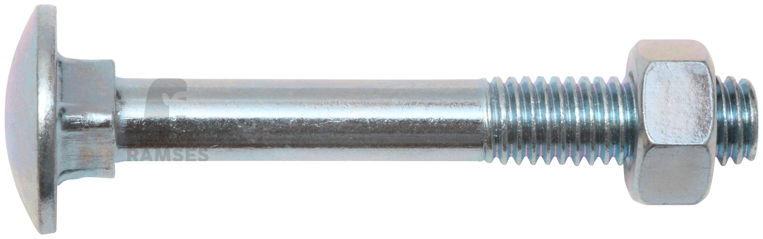 RAMSES Schrauben , Schlossschraube mit Mutter M10 x 180 mm 25 Stk.