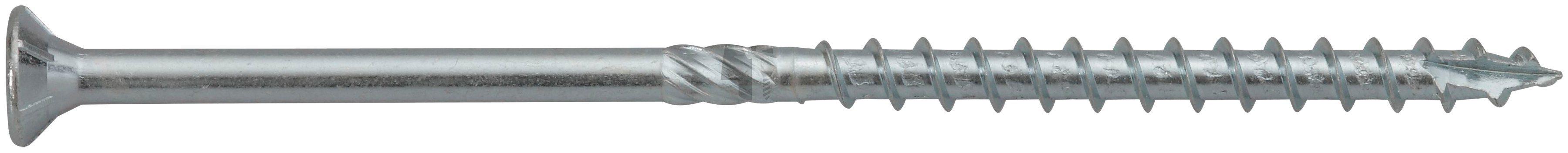 RAMSES Schrauben , Holzbauschraube 8 x 160 mm 100 Stk.