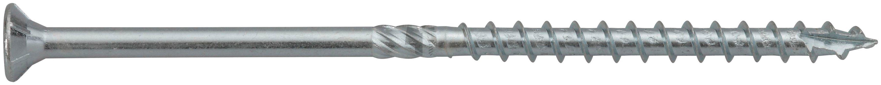 RAMSES Schrauben , Holzbauschraube 6 x 160 mm 100 Stk.