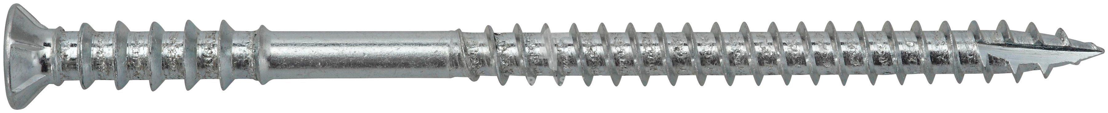 RAMSES Schrauben , Justierschraube Holz/Holz 6 x 80 mm 50 Stk.