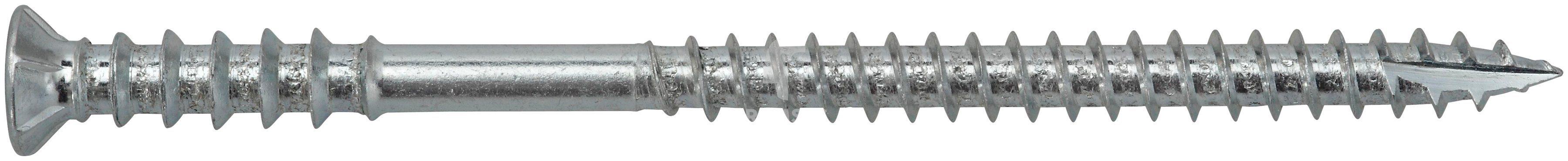 RAMSES Schrauben , Justierschraube Holz/Holz 6 x 120 mm 50 Stk.
