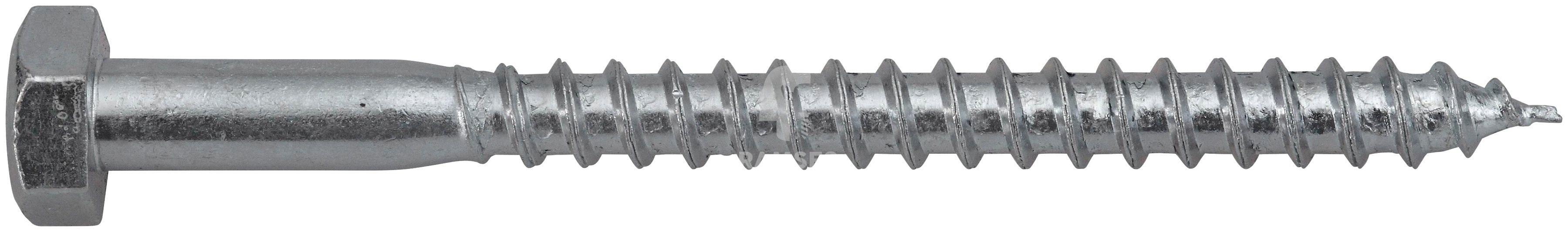 RAMSES Schrauben , Sechskant-Holzschraube 10 x 220 mm 10 Stk.