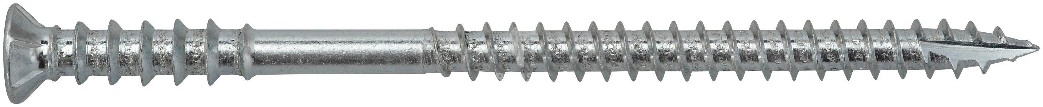 RAMSES Schrauben , Justierschraube Holz/Holz 6 x 100 mm 50 Stk.