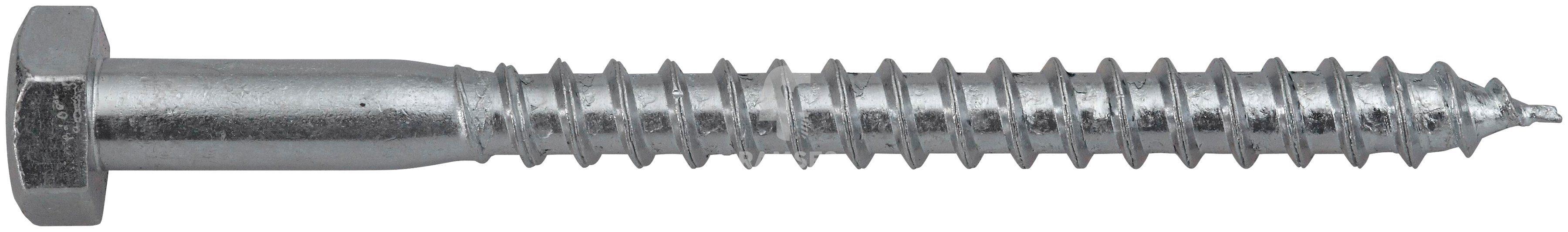 RAMSES Schrauben , Sechskant-Holzschraube 12 x 120 mm 12 Stk.