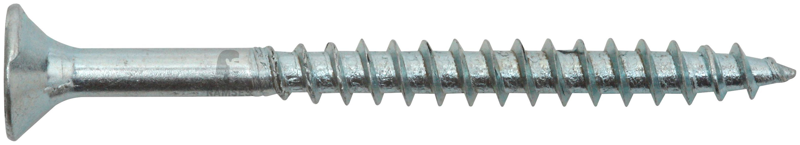 RAMSES Schrauben , Spanplattenschraube 6 x 160 mm PZ3 100 Stk.