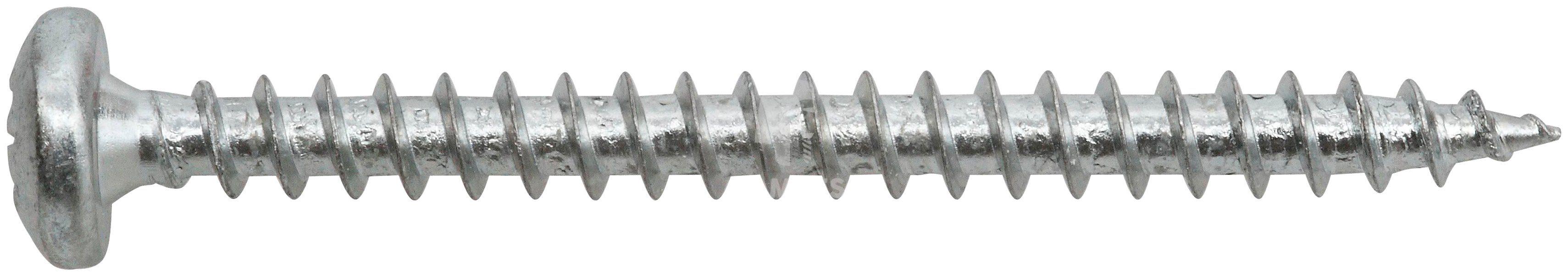 RAMSES Schrauben , Spanplattenschraube 5 x 60 mm PZ2 100 Stk.