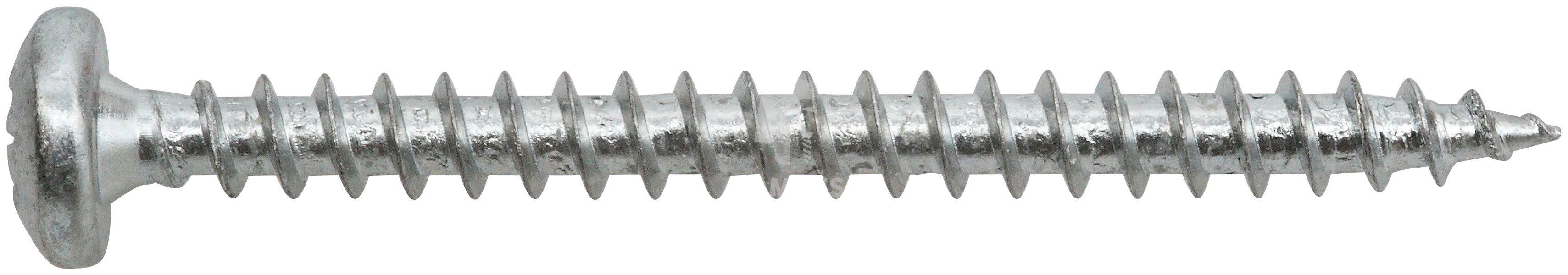 RAMSES Schrauben , Spanplattenschraube 5 x 50 mm PZ2 100 Stk.