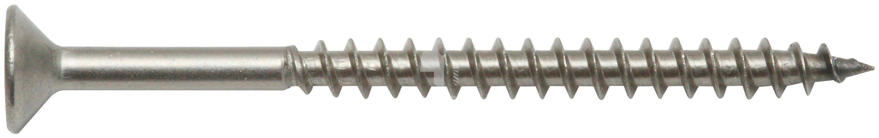 RAMSES Schrauben , Spanplattenschraube 4 x 50 mm PZ2 100 Stk.