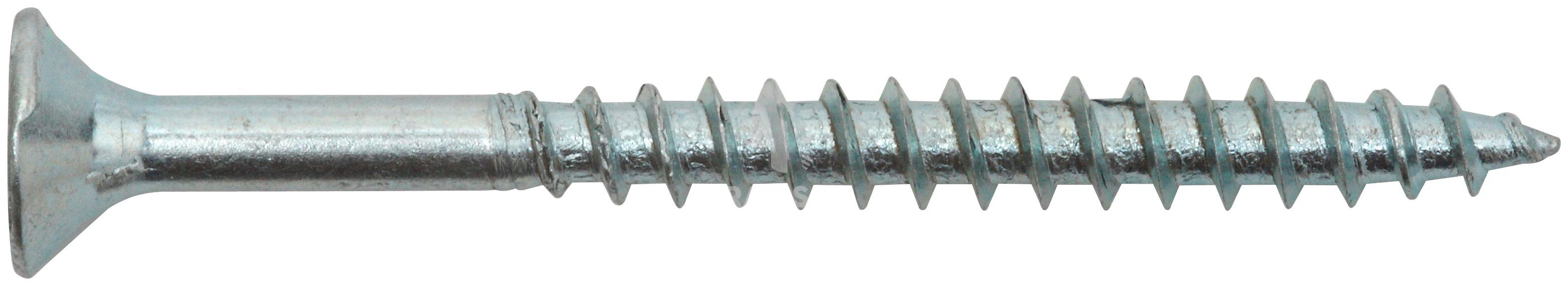 RAMSES Schrauben , Spanplattenschraube 4 x 50 mm PZ2 200 Stk.