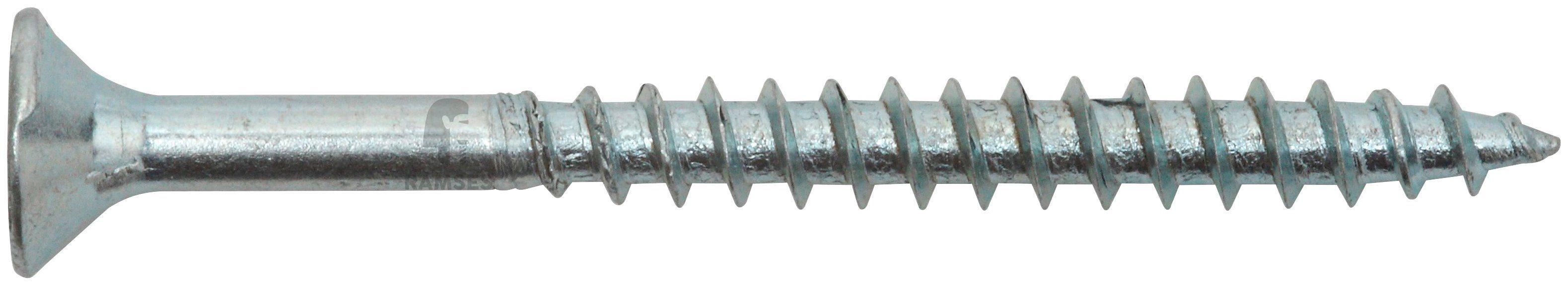 RAMSES Schrauben , Spanplattenschraube 6 x 180 mm PZ3 100 Stk.
