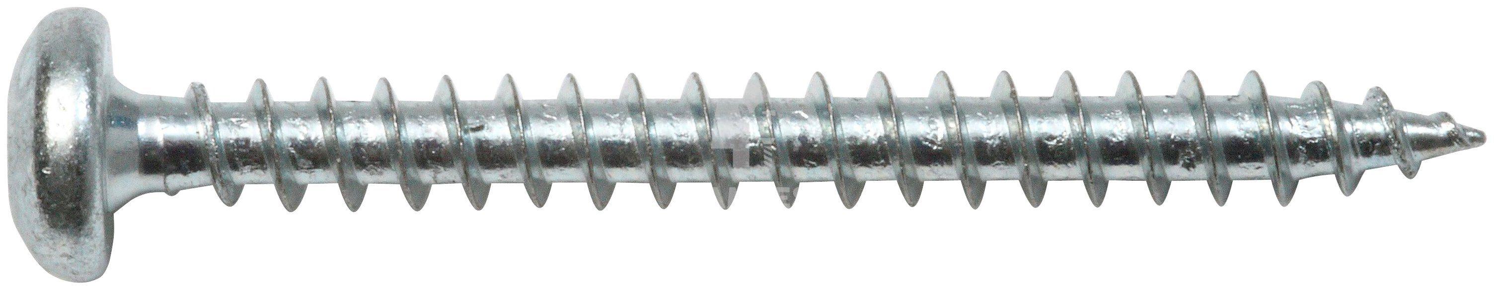 RAMSES Schrauben , Spanplattenschraube 4 x 50 mm 200 Stk.