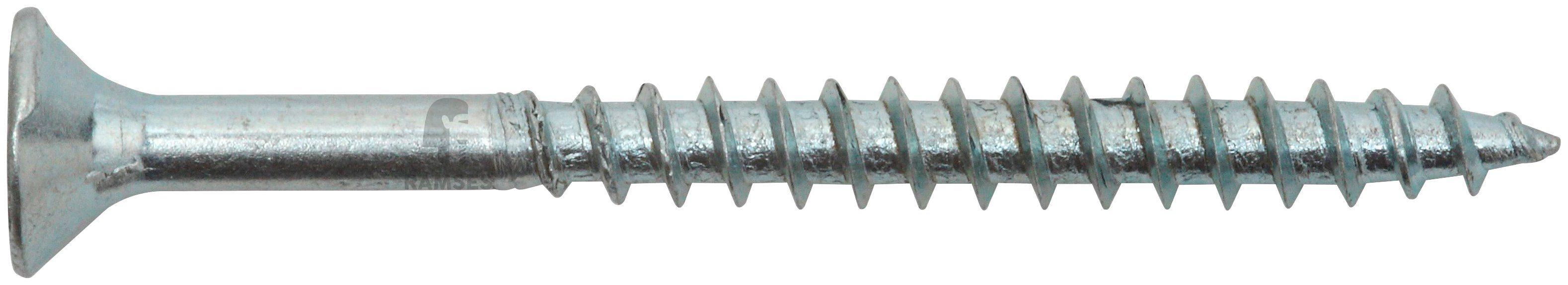 RAMSES Schrauben , Spanplattenschraube 5 x 90 mm PZ2 100 Stk.