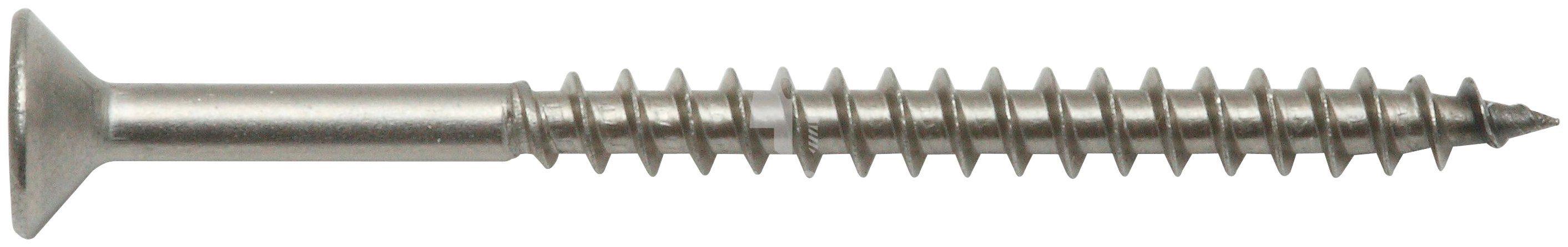 RAMSES Schrauben , Spanplattenschraube 6 x 100 mm PZ3 100 Stk.