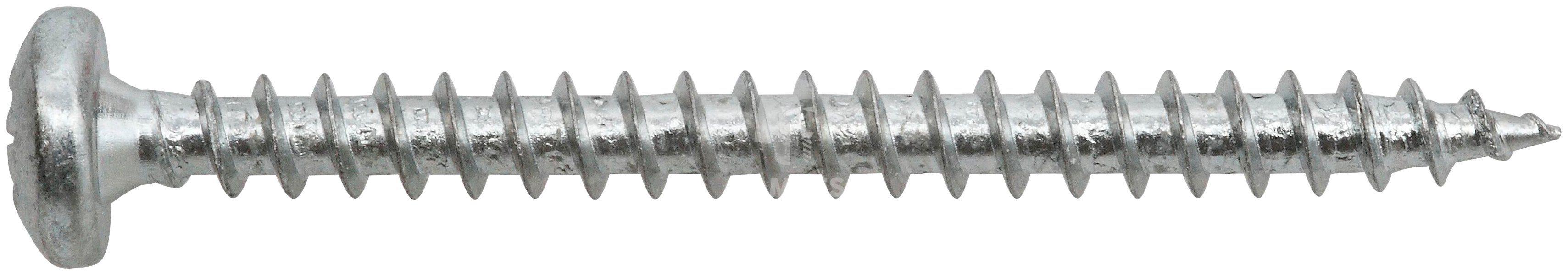 RAMSES Schrauben , Spanplattenschraube 4 x 25 mm PZ2 200 Stk.