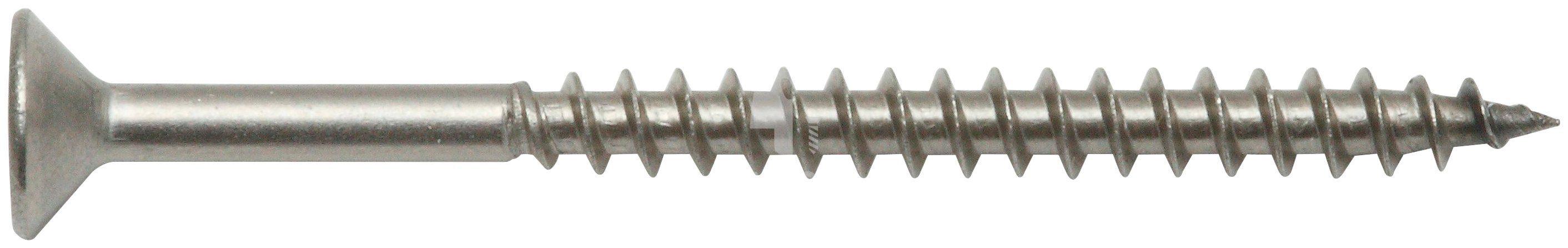 RAMSES Schrauben , Spanplattenschraube 4,5 x 45 mm PZ2 100 Stk.