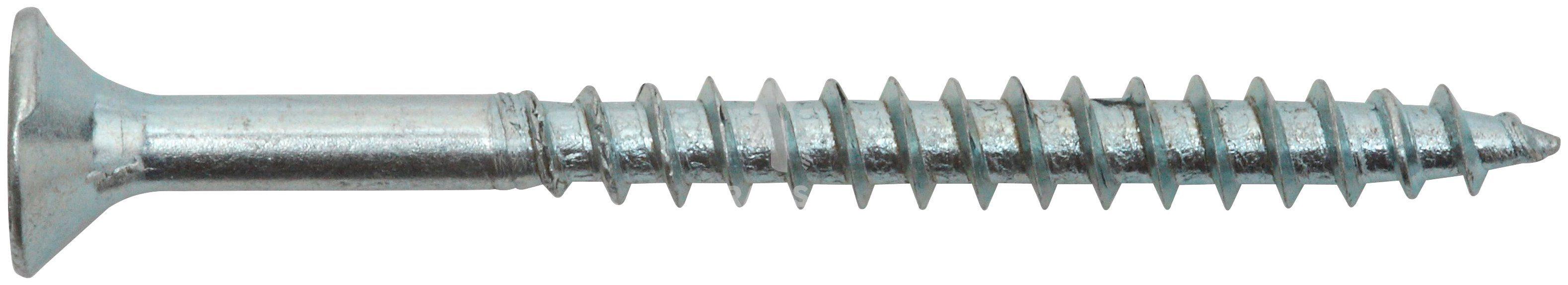 RAMSES Schrauben , Spanplattenschraube 6 x 140 mm PZ3 50 Stk.