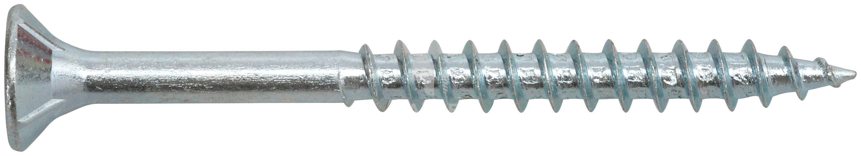 RAMSES Schrauben , Spanplattenschrauben 6 x 40 mm 100 Stk.