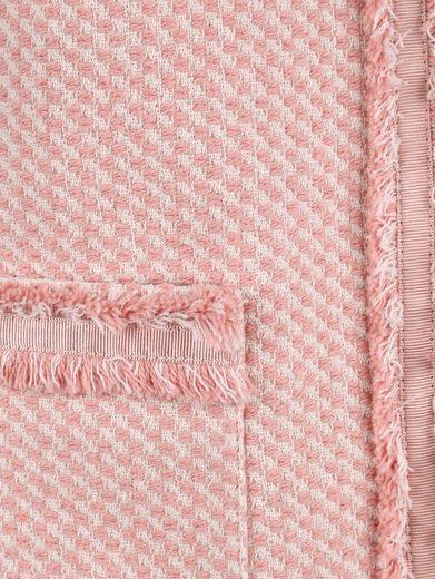 Mona Blazer En Boucle Texturée