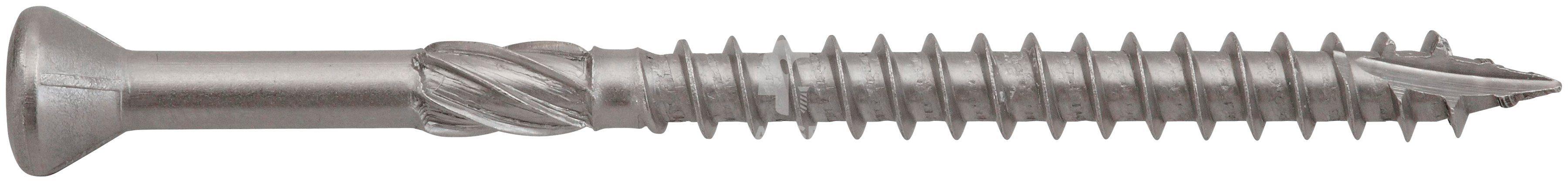 RAMSES Schrauben , Terrassenschraube 5,0 x 80 mm 100 Stk.