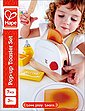 Hape Kinder-Toaster »Pop-Up-Toaster-Set, 7-tlg.«, (Set, 7-tlg), aus Holz, Bild 2