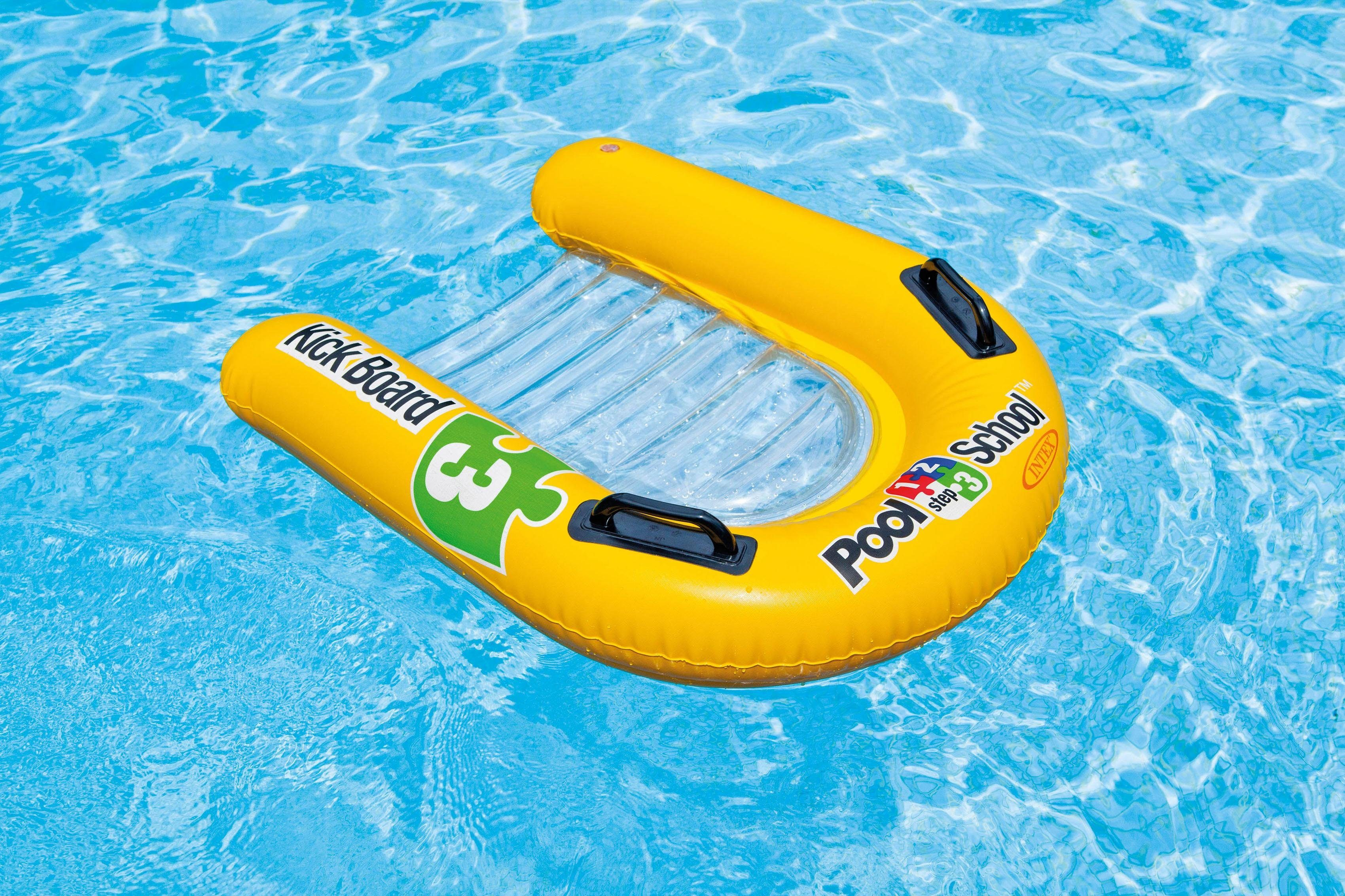 Intex Schwimmbrett, »Kickboard Pool School™ Step 3«