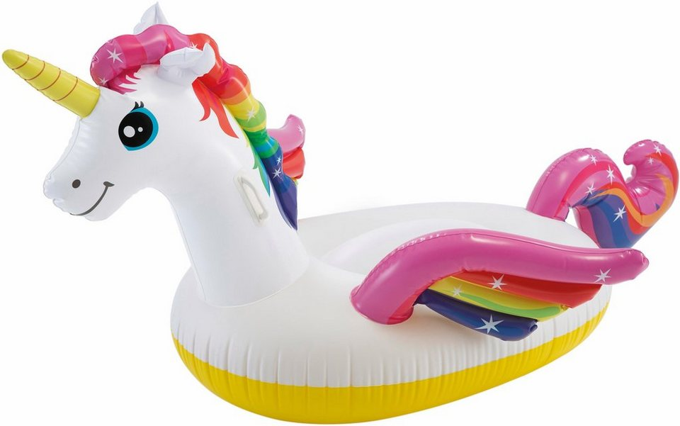 intex schwimmtier einhorn unicorn online kaufen otto. Black Bedroom Furniture Sets. Home Design Ideas