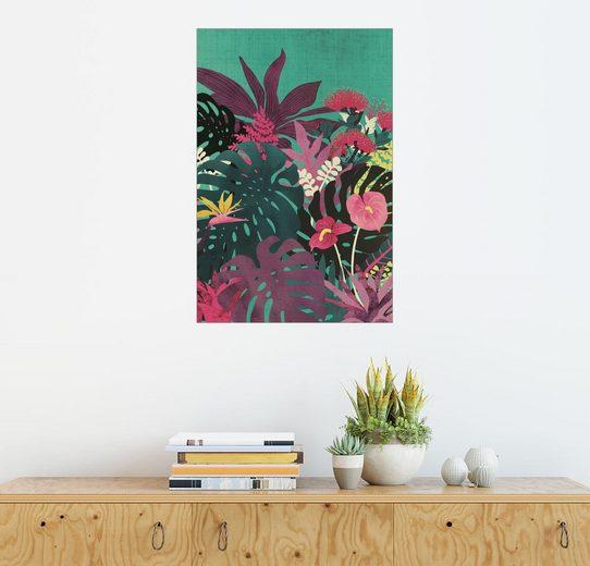 Posterlounge Wandbild - littleclyde »Tropical Tendencies«