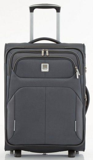 TITAN® Weichgepäck-Trolley »Nonstop, 55 cm«, 2 Rollen